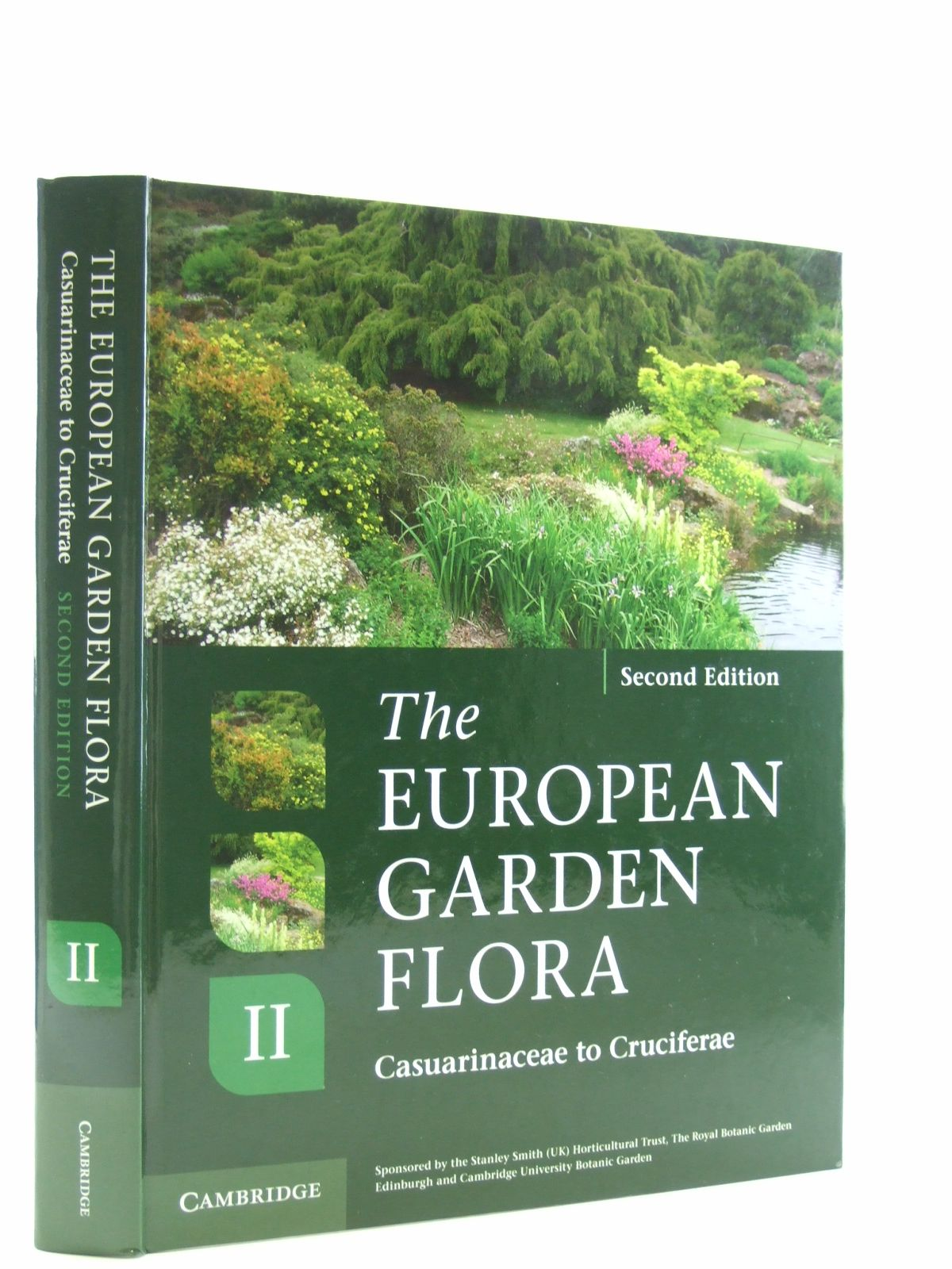 Photo of THE EUROPEAN GARDEN FLORA FLOWERING PLANTS VOLUME II written by Cullen, James Knees, Sabina G. Cubey, H. Suzanne et al,  published by Cambridge University Press (STOCK CODE: 1207199)  for sale by Stella & Rose's Books