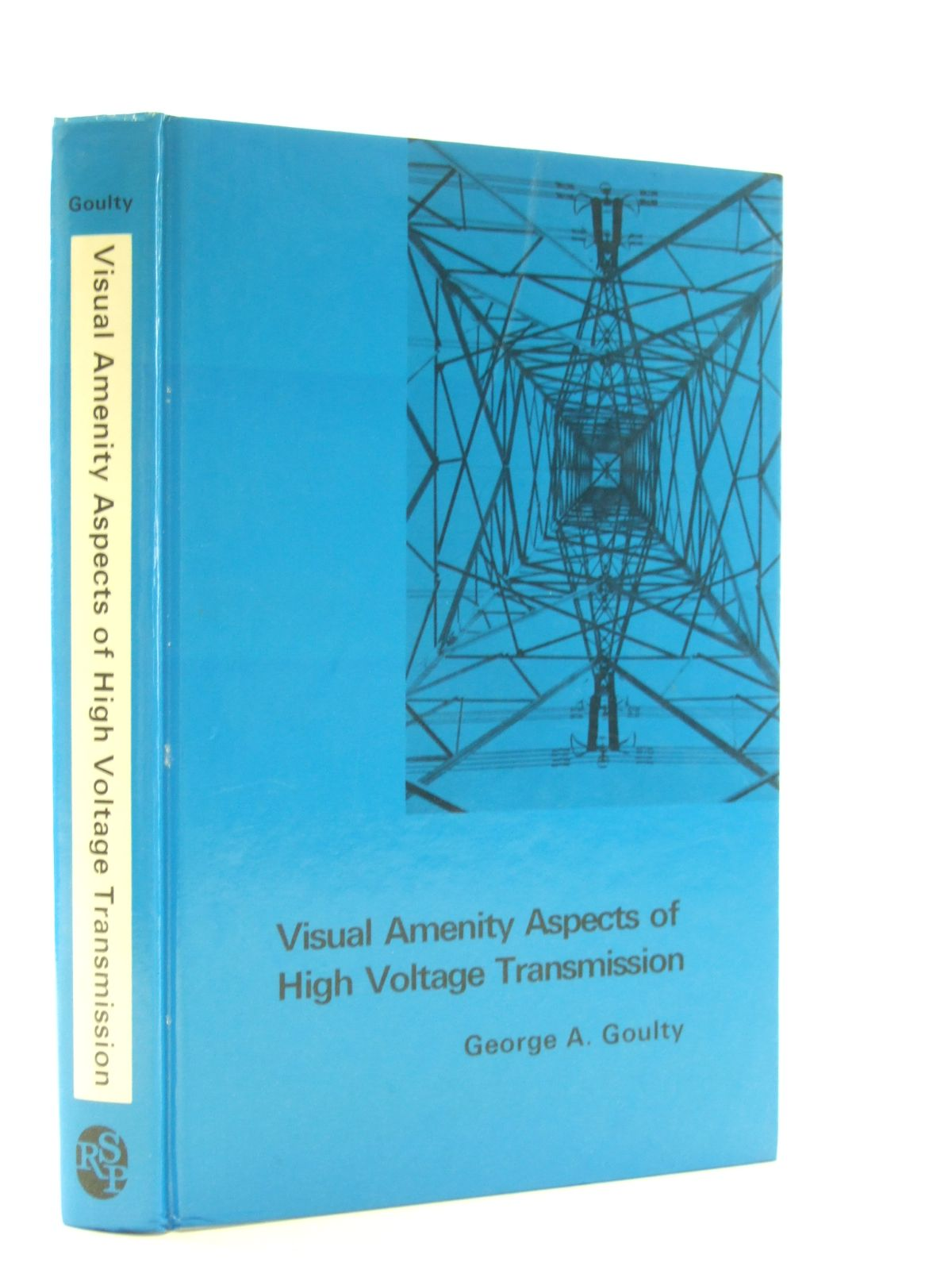 Photo of VISUAL AMENITY ASPECTS OF HIGH VOLTAGE TRANSMISSION written by Goulty, George A. published by Research Studies Press (STOCK CODE: 1207230)  for sale by Stella & Rose's Books