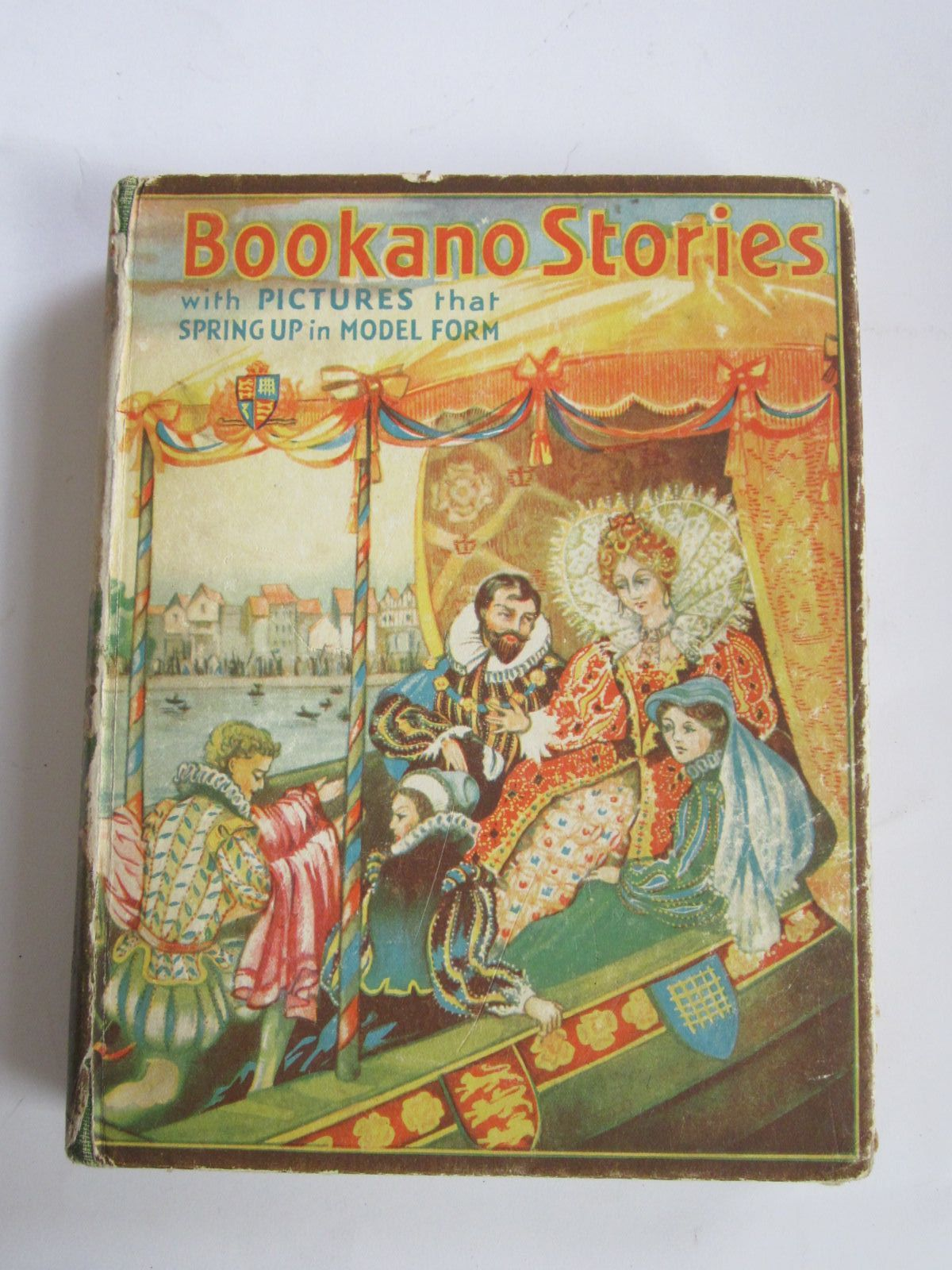 Photo of BOOKANO STORIES NO. 4- Stock Number: 1207333