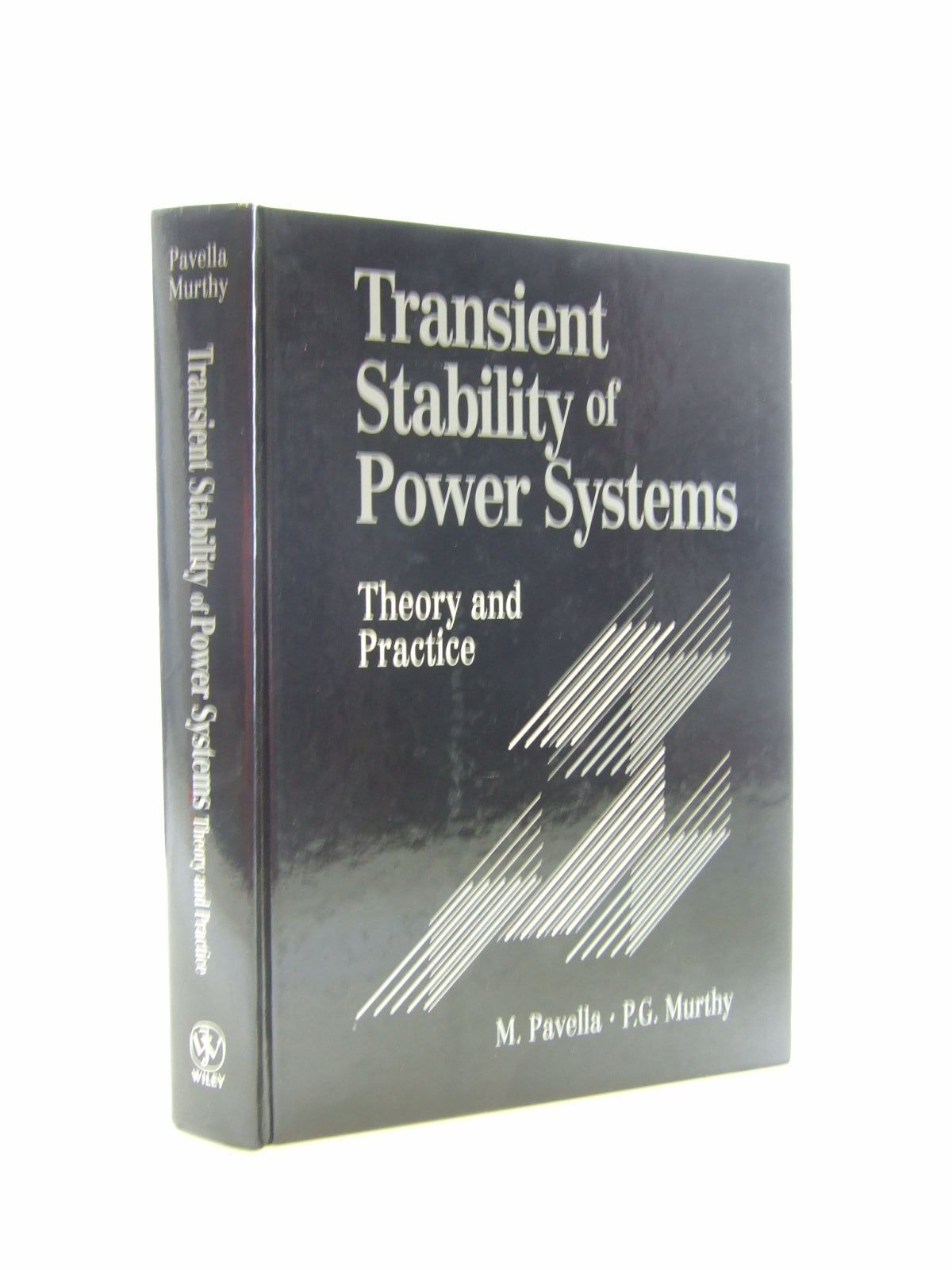 Photo of TRANSIENT STABILITY OF POWER SYSTEMS THEORY AND PRACTICE written by Pavella, M. Murthy, P.G. published by John Wiley & Sons (STOCK CODE: 1207462)  for sale by Stella & Rose's Books