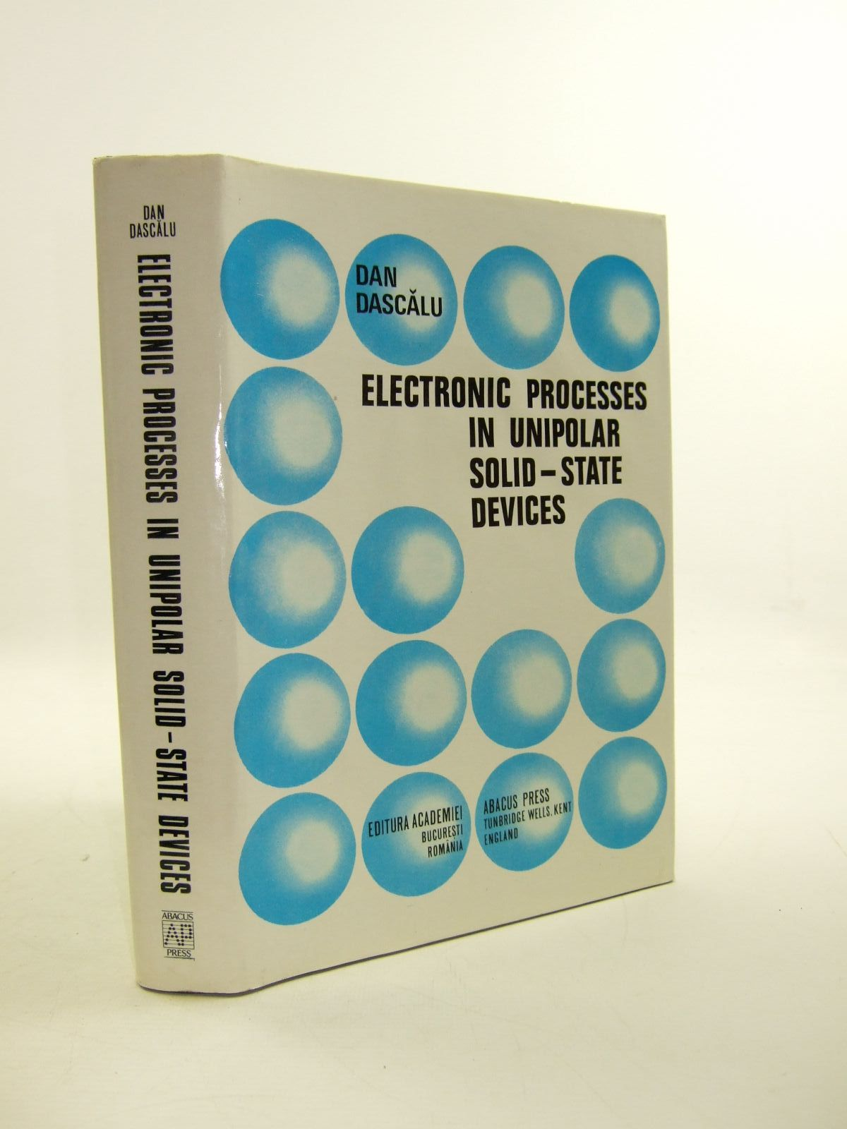 Photo of ELECTRONIC PROCESSES IN UNIPOLAR SOLID-STATE DEVICES- Stock Number: 1207490