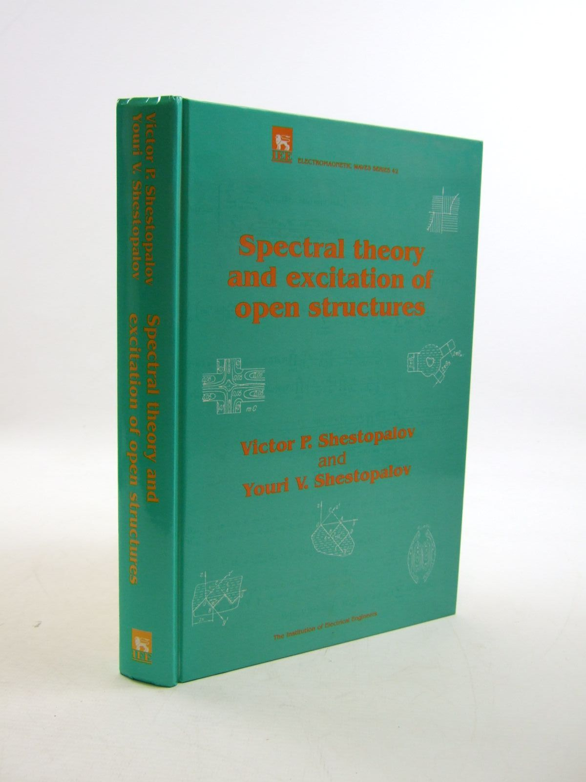 Photo of SPECTRAL THEORY AND EXCITATION OF OPEN STRUCTURES written by Shestopalov, Victor P.