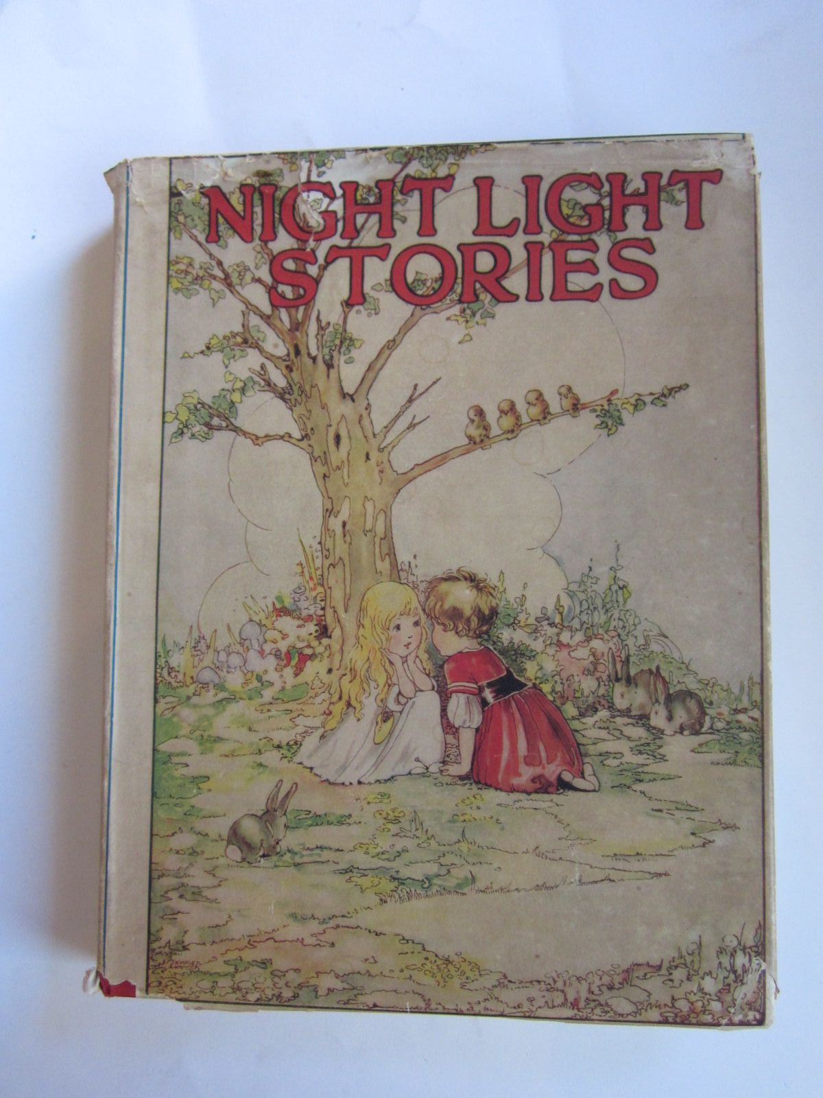 Photo of NIGHT LIGHT STORIES written by Owsley, Sibyl B. illustrated by Temple, Chris G. published by John F. Shaw & Co Ltd. (STOCK CODE: 1207758)  for sale by Stella & Rose's Books