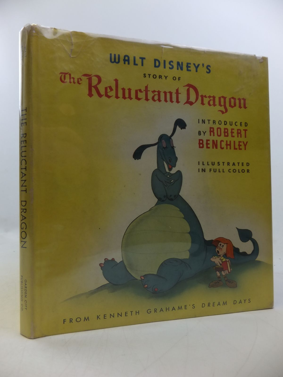 Photo of THE RELUCTANT DRAGON- Stock Number: 1207806