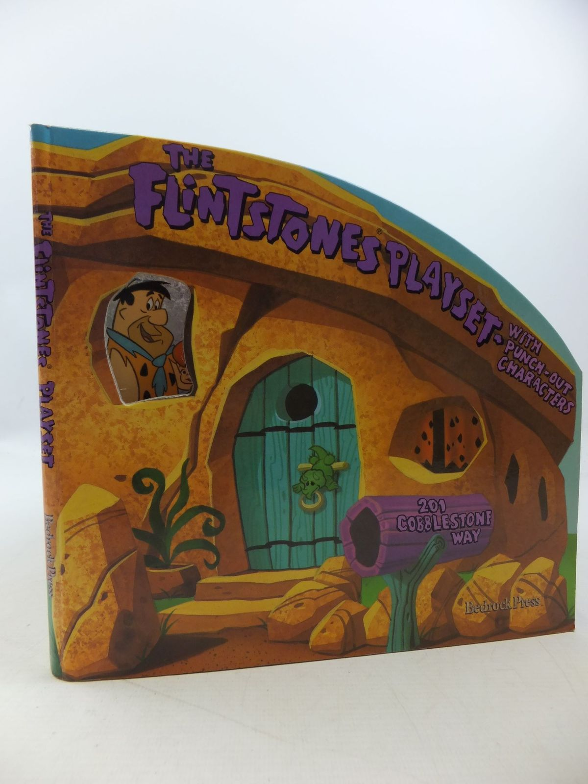Photo of THE FLINTSTONES PLAYSET- Stock Number: 1207842