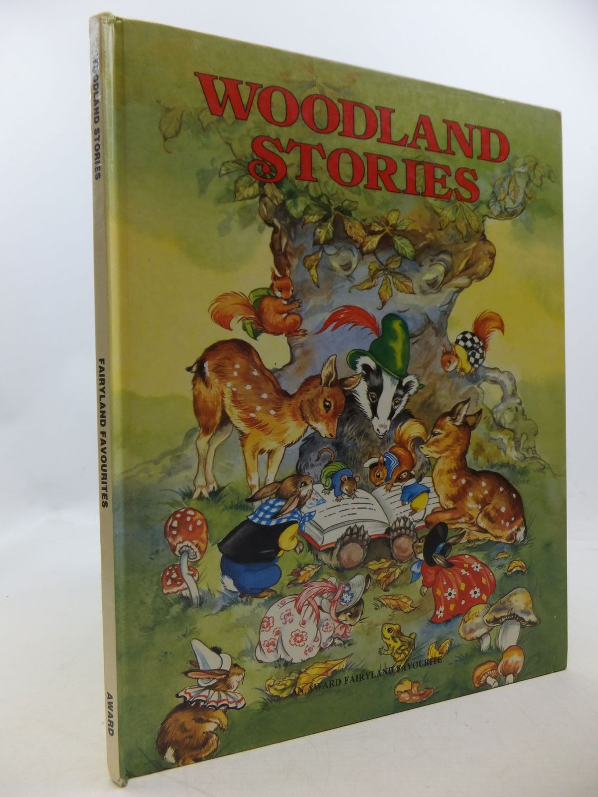 Photo of WOODLAND STORIES- Stock Number: 1207845