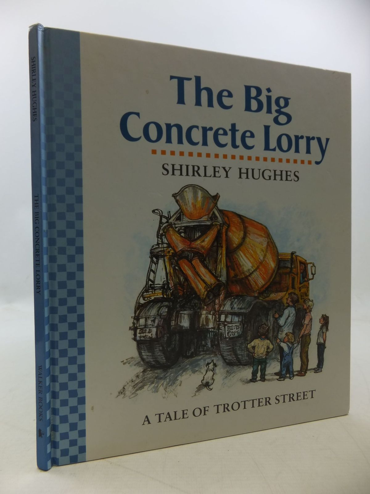 Photo of THE BIG CONCRETE LORRY- Stock Number: 1207863