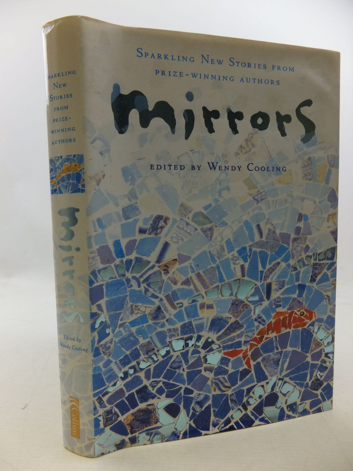 Photo of MIRRORS written by Cooling, Wendy illustrated by Young, Sarah<br />Stevens, Tim published by Collins (STOCK CODE: 1207959)  for sale by Stella & Rose's Books