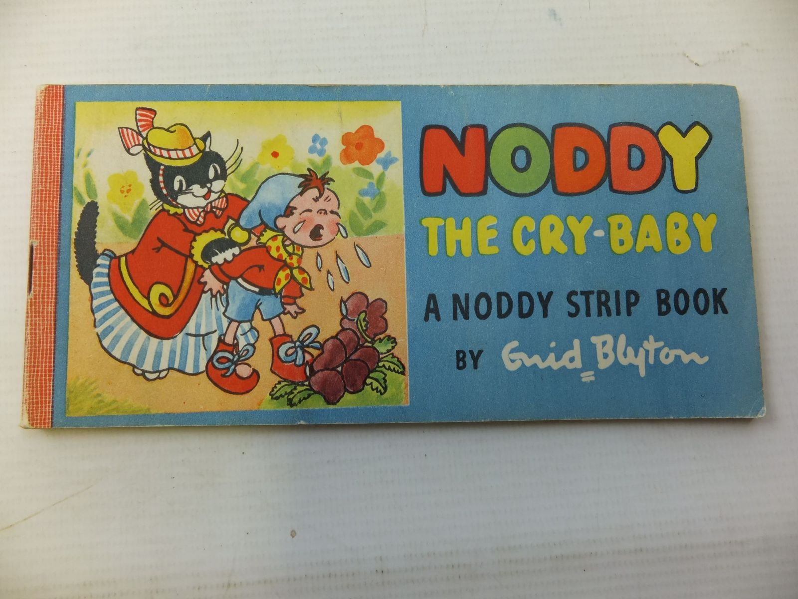 Photo of NODDY THE CRY-BABY- Stock Number: 1207982