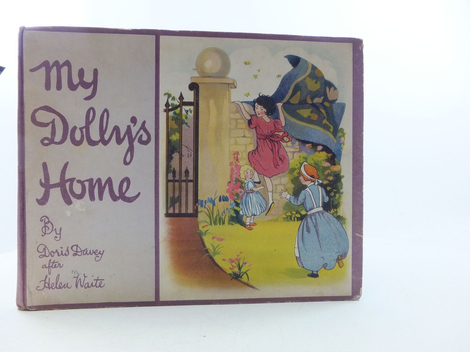 Photo of MY DOLLY'S HOME- Stock Number: 1207996