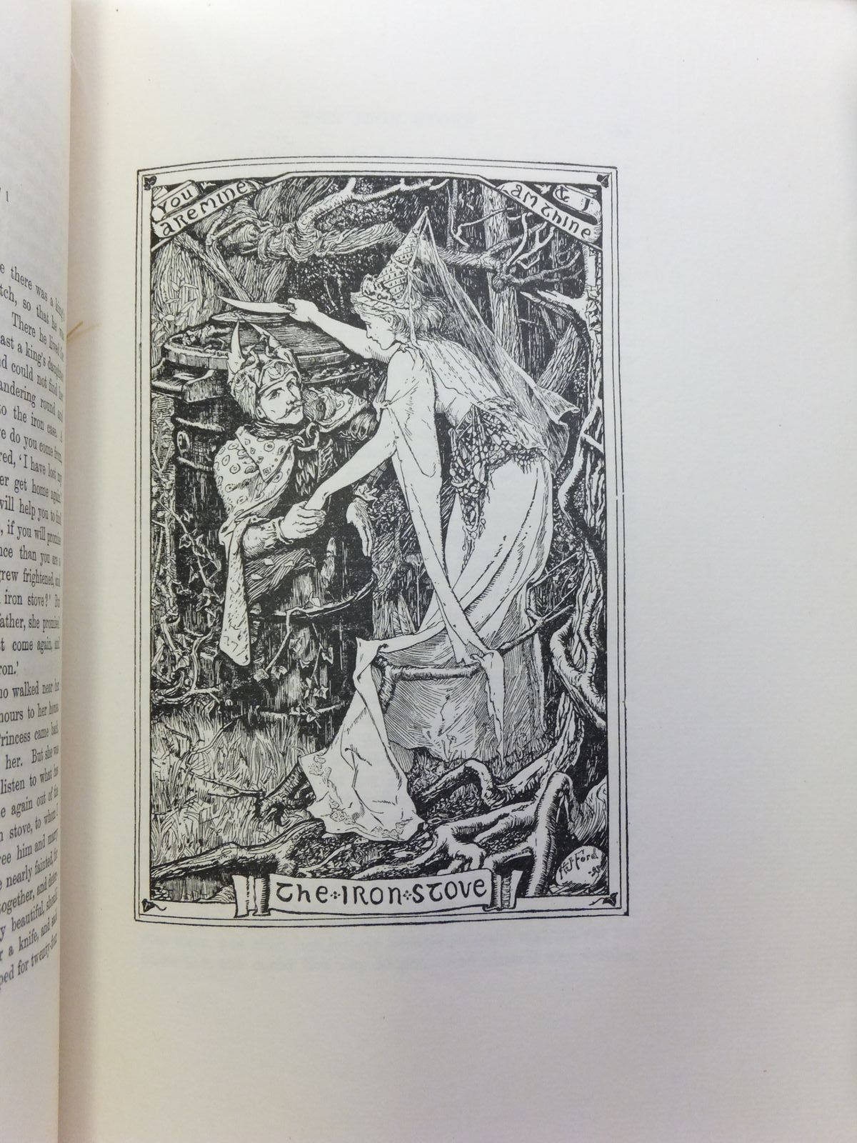 Photo of THE YELLOW FAIRY BOOK written by Lang, Andrew illustrated by Ford, H.J. published by Longmans, Green & Co. (STOCK CODE: 1207997)  for sale by Stella & Rose's Books