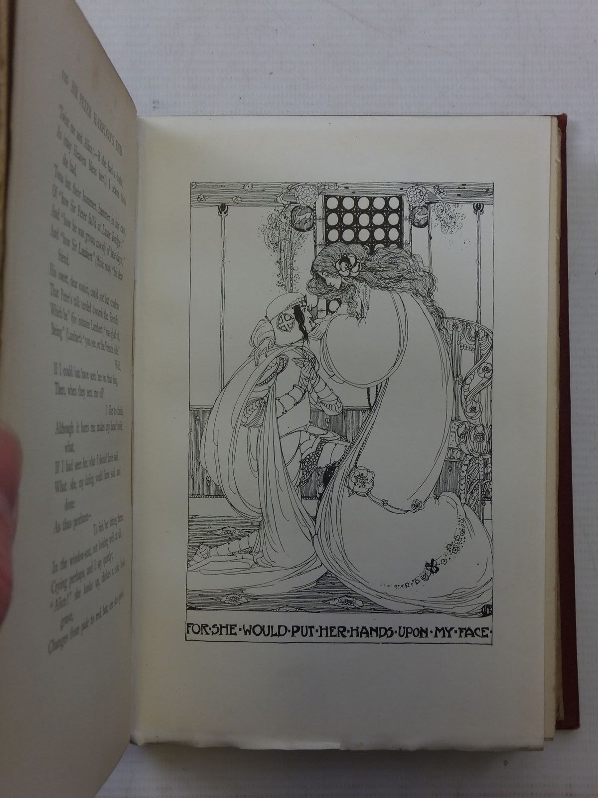 Photo of THE DEFENCE OF GUENEVERE AND OTHER POEMS written by Morris, William illustrated by King, Jessie M. published by John Lane, The Bodley Head (STOCK CODE: 1208008)  for sale by Stella & Rose's Books