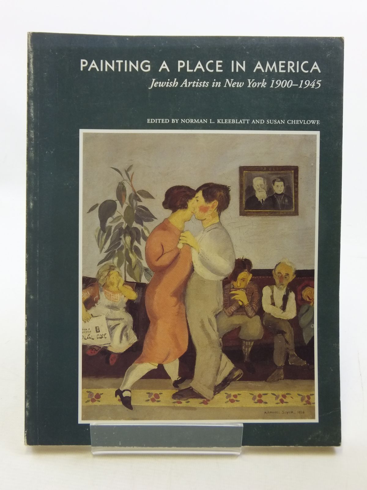 Photo of PAINTING A PLACE IN AMERICA written by Kleeblatt, Norman L.<br />Chevlowe, Susan published by The Jewish Museum, Indiana University Press (STOCK CODE: 1208024)  for sale by Stella & Rose's Books