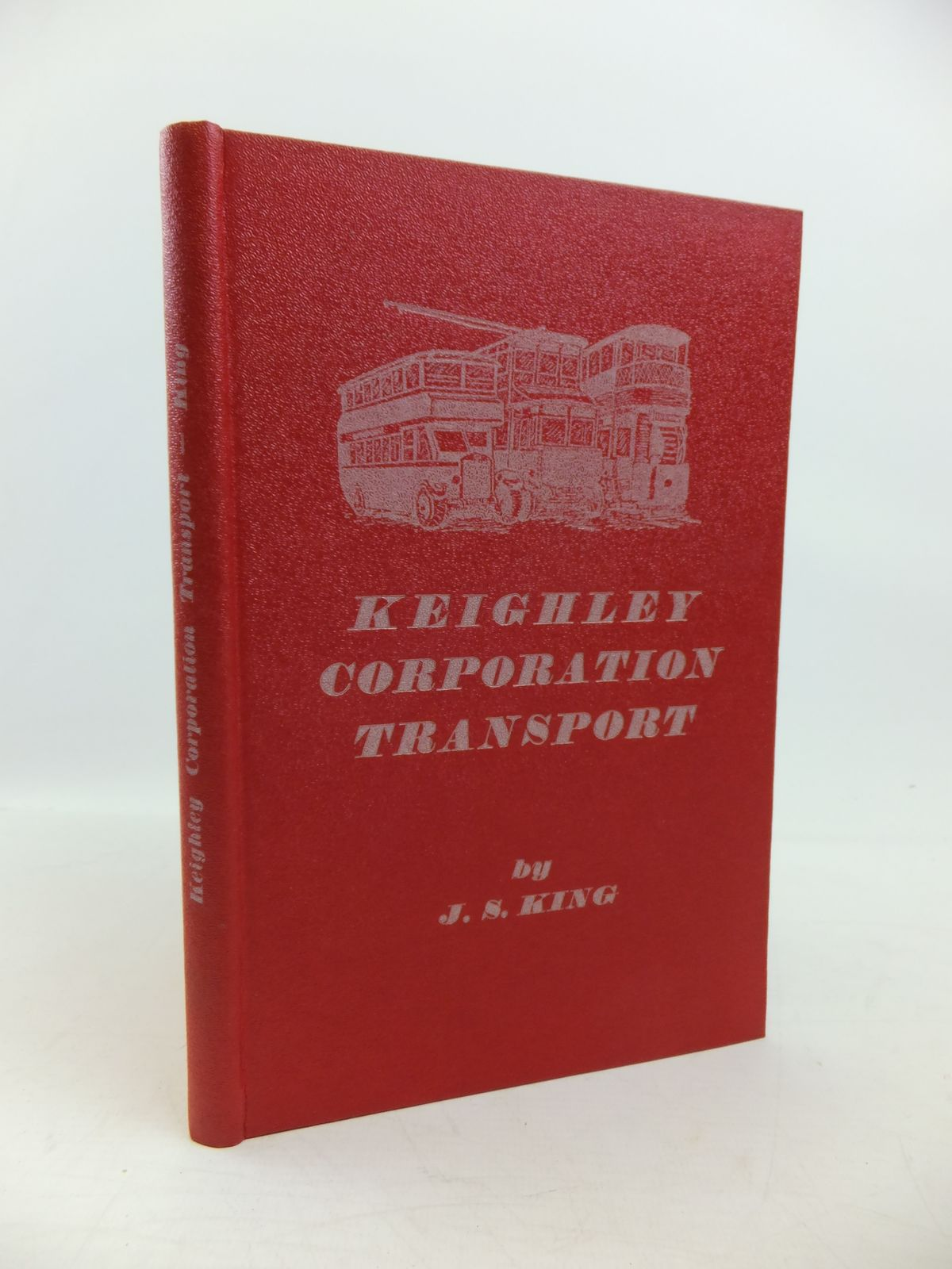 Photo of KEIGHLEY CORPORATION TRANSPORT written by King, J.S. published by The Advertiser Press Ltd. (STOCK CODE: 1208200)  for sale by Stella & Rose's Books