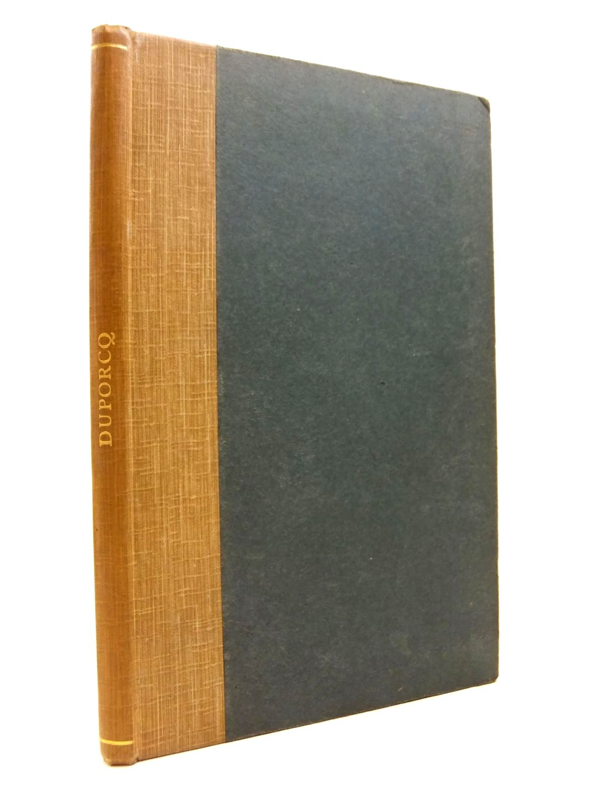 Photo of PREMIERS PRINCIPES DE GEOMETRIE MODERNE written by Duporcq, Ernest<br />Bricard, Raoul published by Gauthier-Villars (STOCK CODE: 1208339)  for sale by Stella & Rose's Books