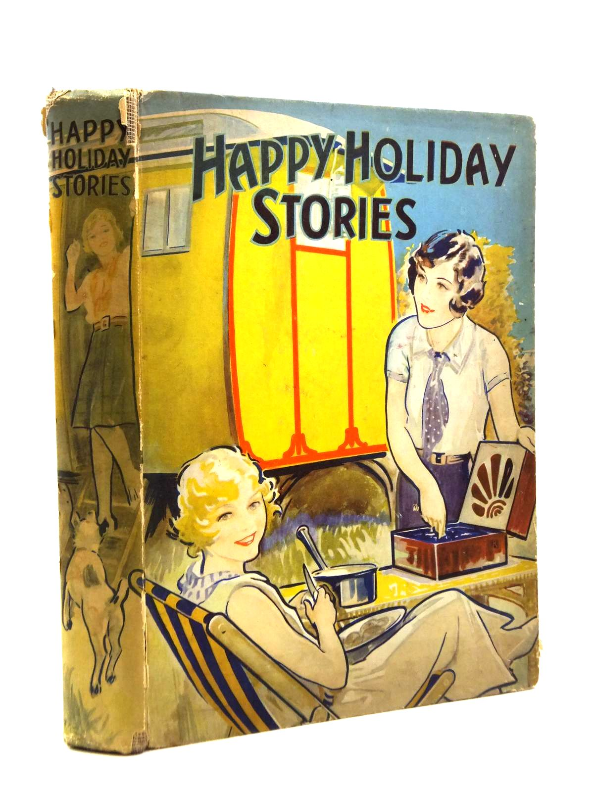 Photo of HAPPY HOLIDAY STORIES- Stock Number: 1208369