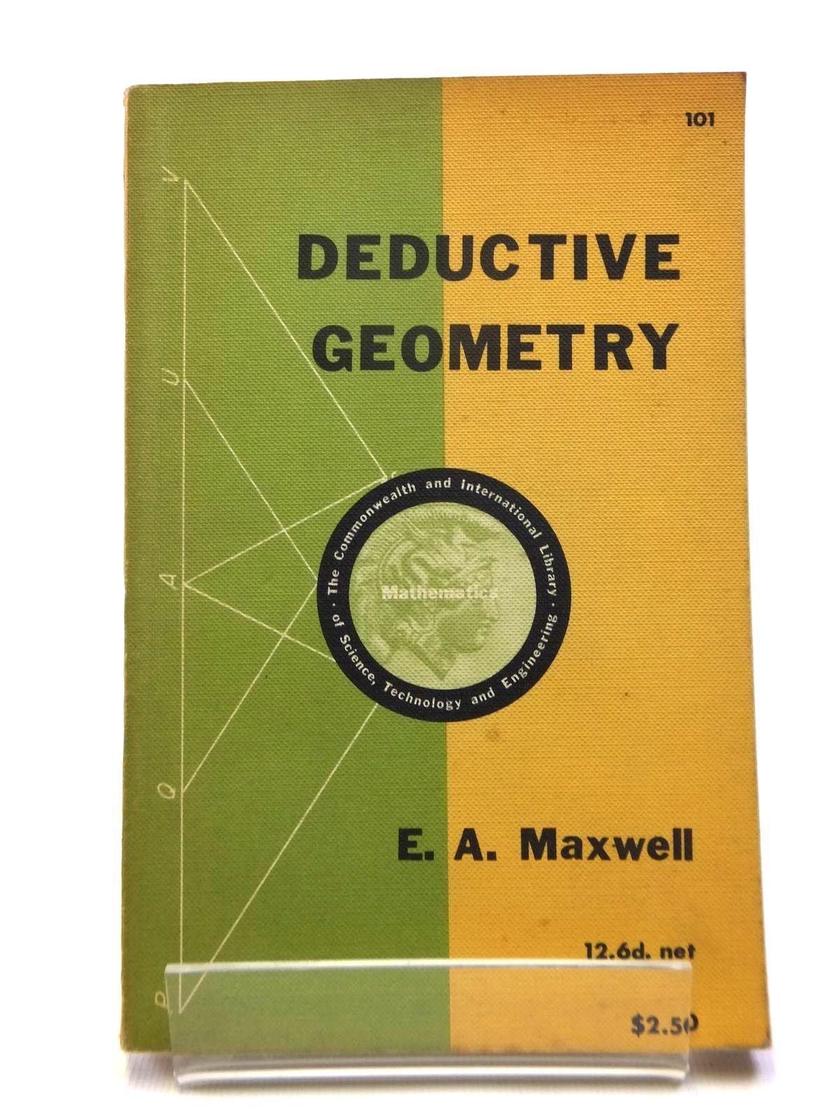 Photo of DEDUCTIVE GEOMETRY- Stock Number: 1208398
