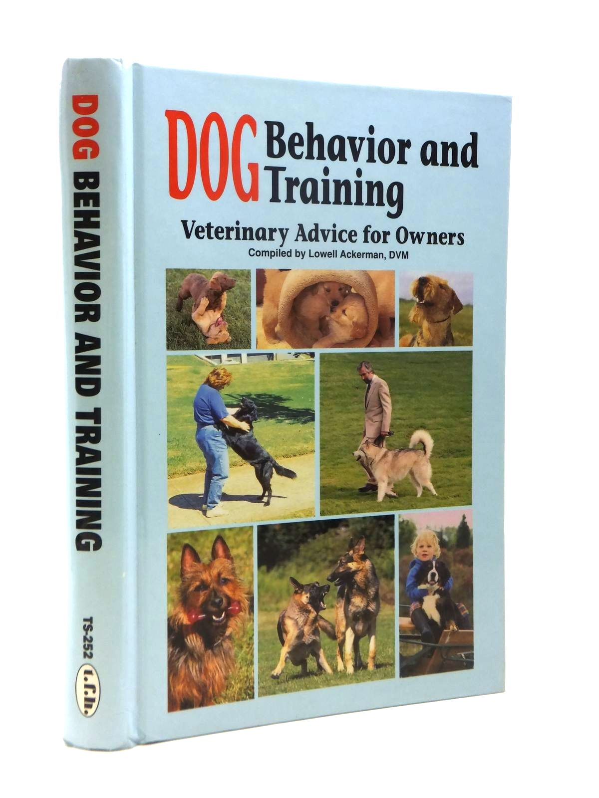 Photo of DOG BEHAVIOR AND TRAINING VETERINARY ADVICE FOR OWNERS- Stock Number: 1208415