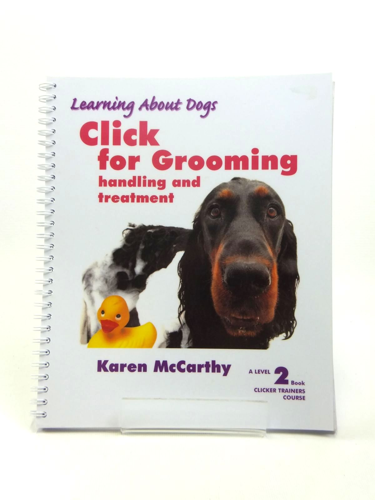 Photo of CLICK FOR GROOMING HANDLING AND TREATMENT- Stock Number: 1208591