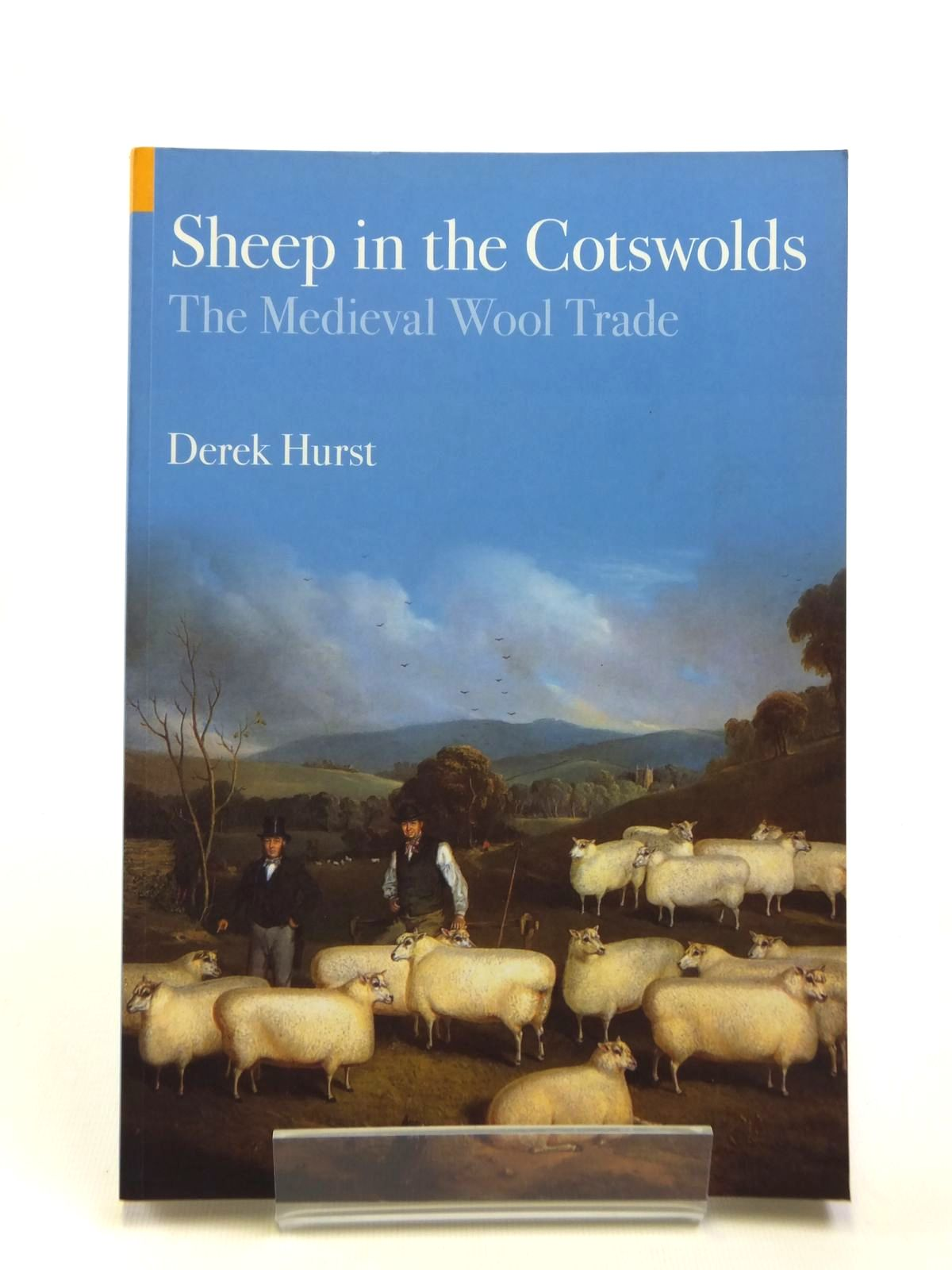 Photo of SHEEP IN THE COTSWOLDS- Stock Number: 1208596