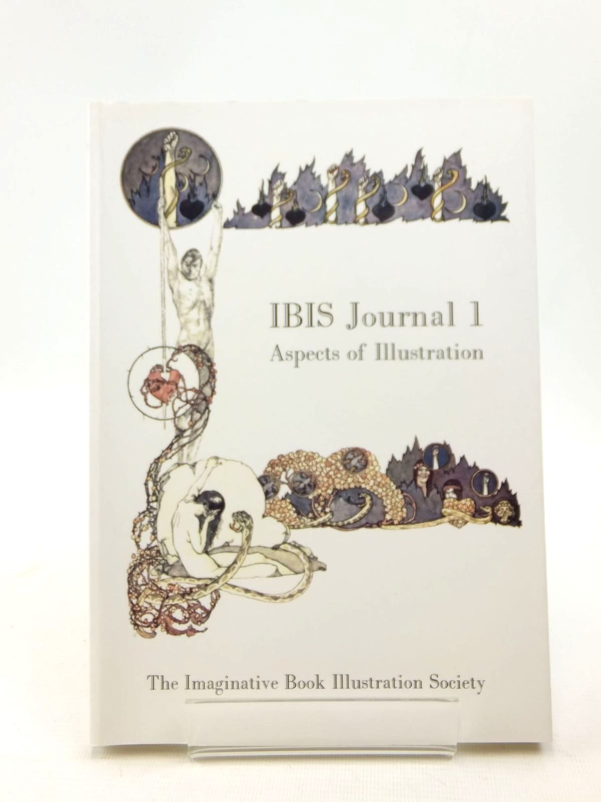 Photo of THE IBIS JOURNAL 1 ASPECTS OF ILLUSTRATION written by Greer, Robin
