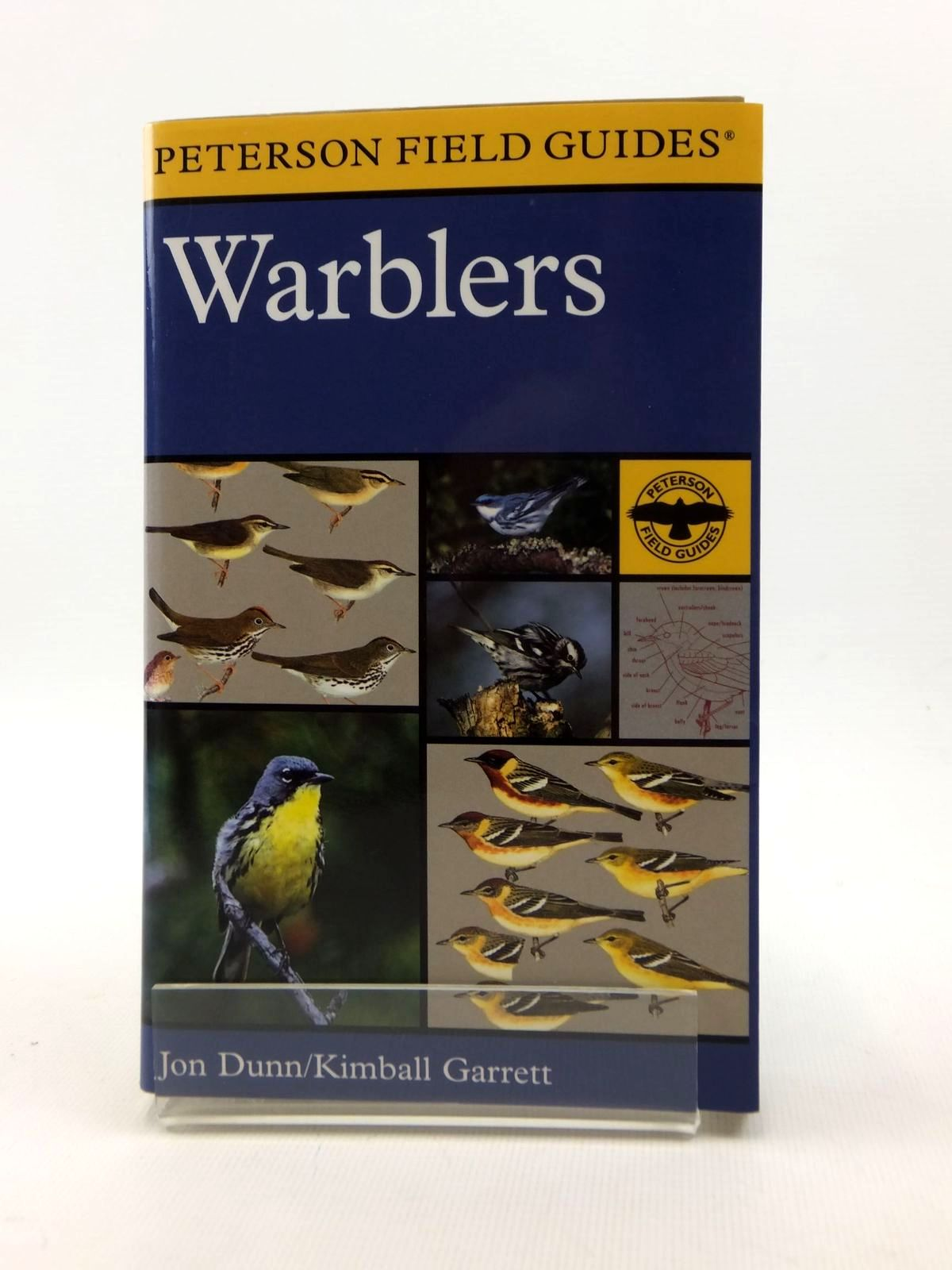 Photo of A FIELD GUIDE TO WARBLERS OF NORTH AMERICA- Stock Number: 1208629