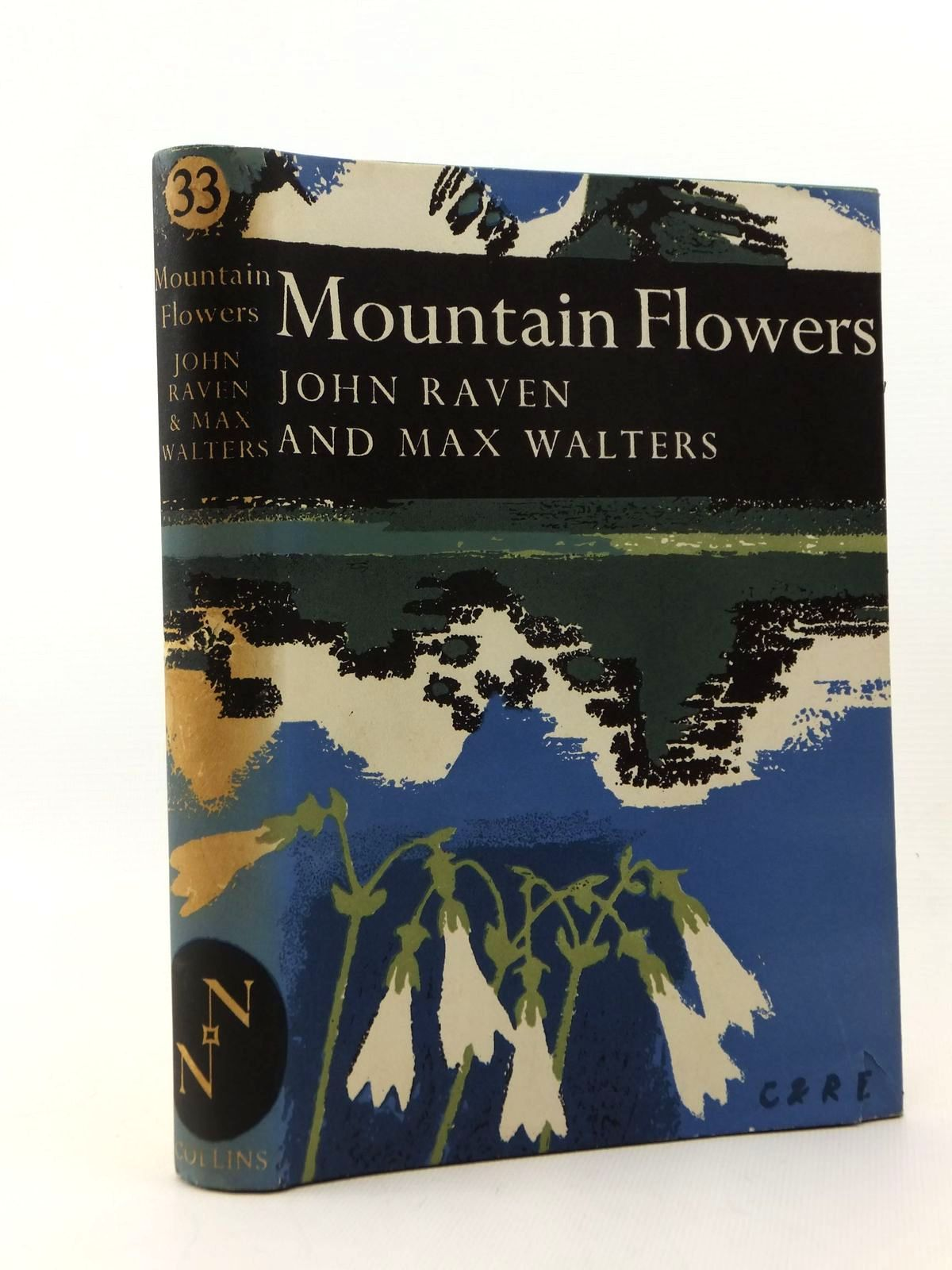 Photo of MOUNTAIN FLOWERS (NN 33) written by Raven, John<br />Walters, Max published by Collins (STOCK CODE: 1208633)  for sale by Stella & Rose's Books