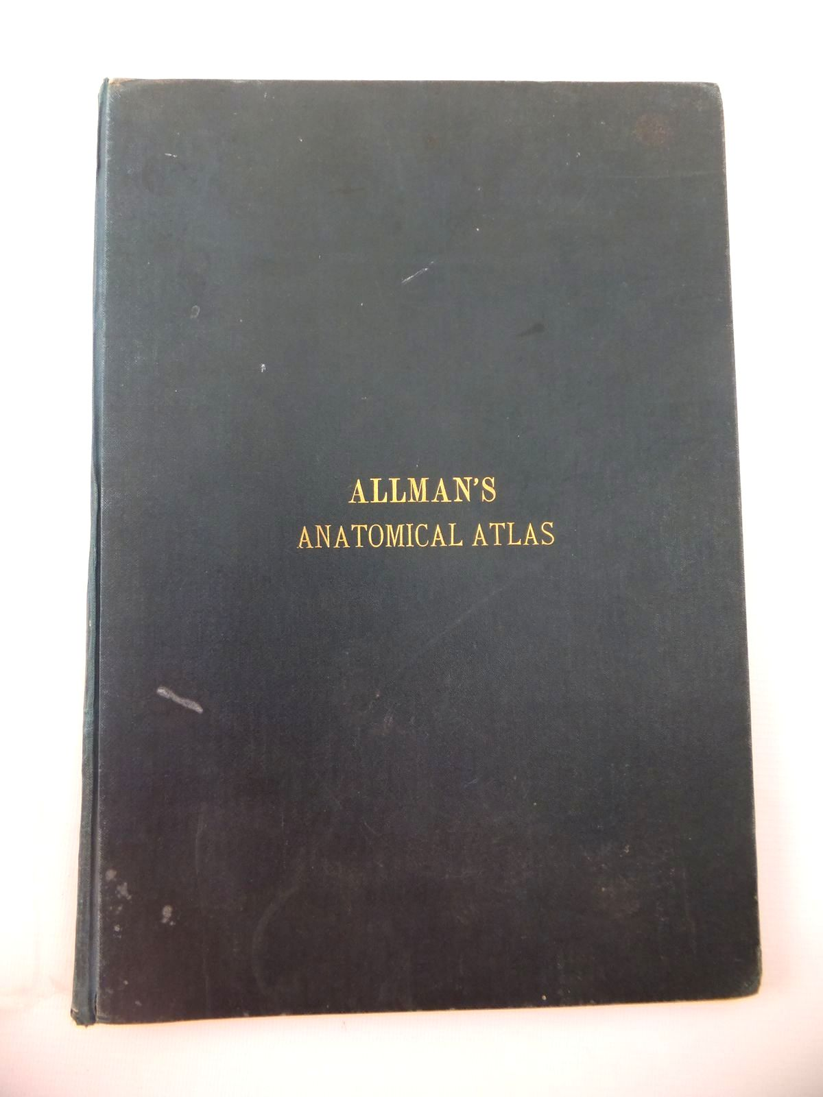 Photo of ALLMAN'S ANATOMICAL ATLAS- Stock Number: 1208649