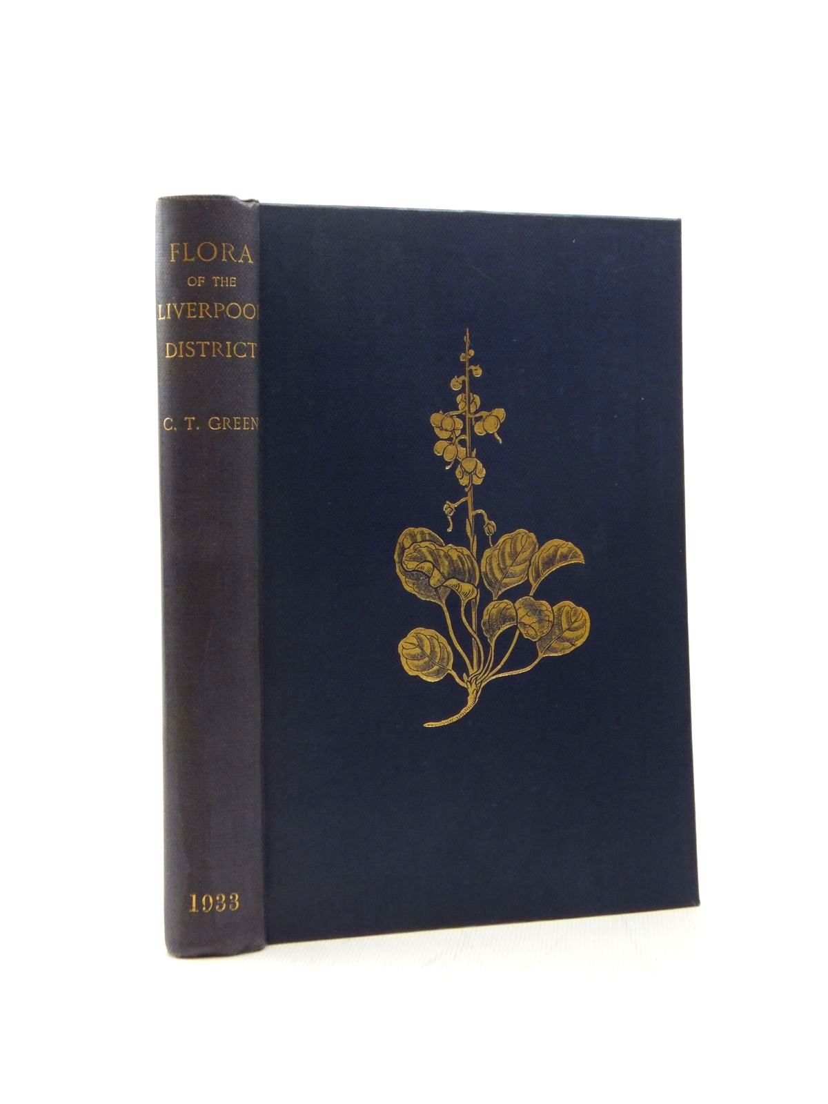Photo of THE FLORA OF THE LIVERPOOL DISTRICT written by Green, C. Theodore published by T. Buncle & Co. (STOCK CODE: 1208707)  for sale by Stella & Rose's Books