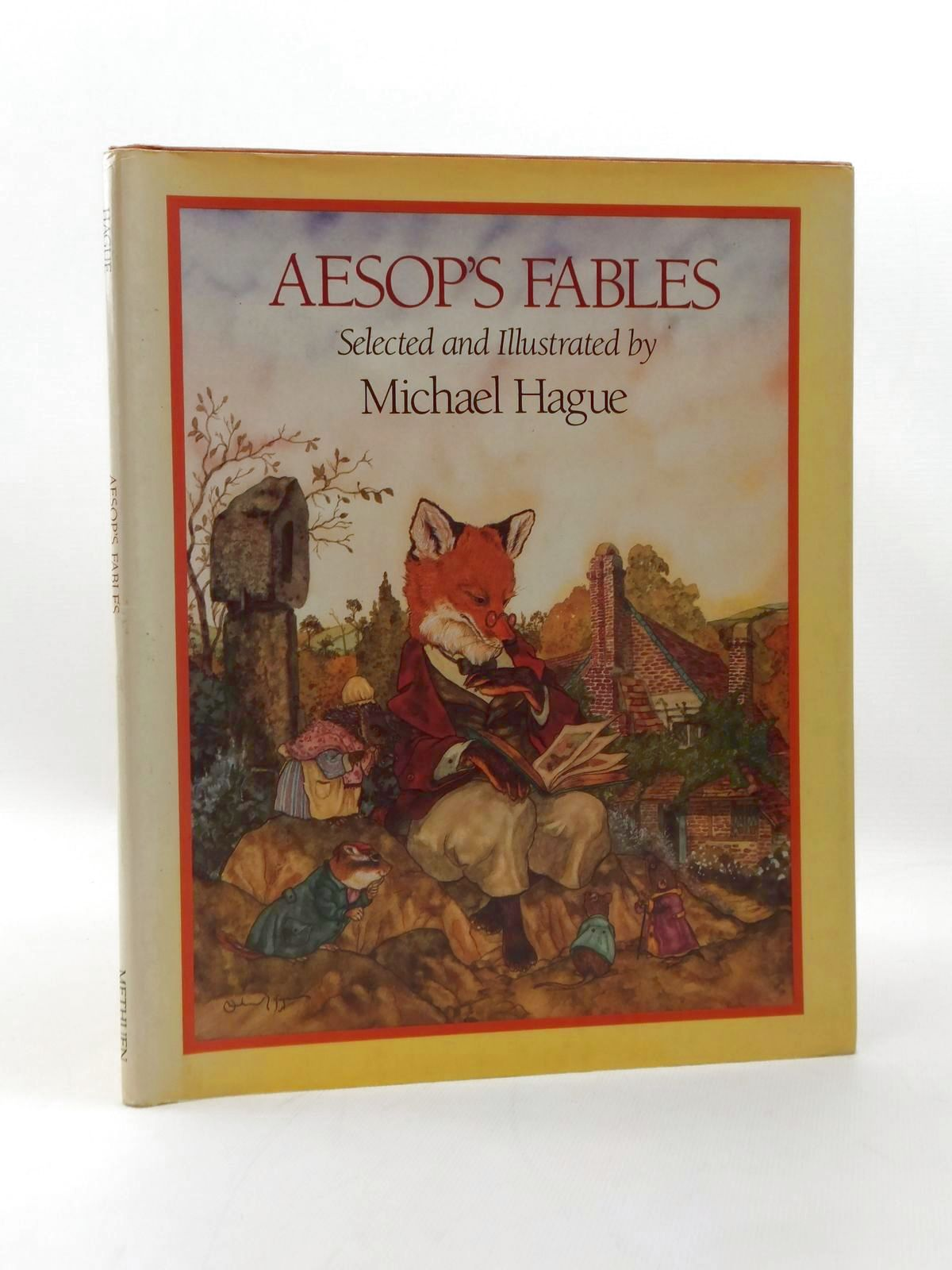 Photo of AESOP'S FABLES written by Aesop, <br />Hague, Michael illustrated by Hague, Michael published by Methuen Children's Books (STOCK CODE: 1208716)  for sale by Stella & Rose's Books
