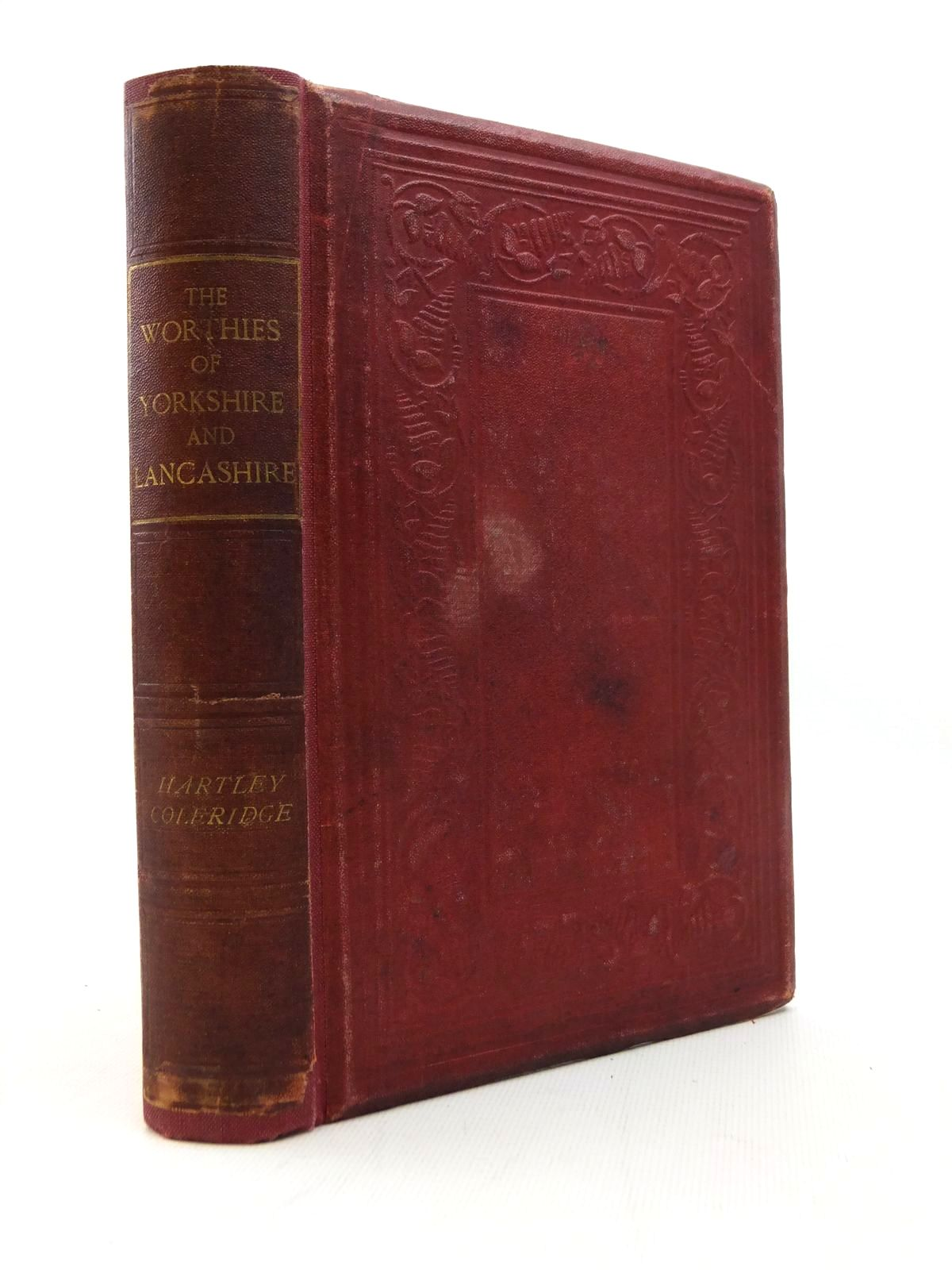Photo of THE WORTHIES OF YORKSHIRE AND LANCASHIRE written by Coleridge, Hartley published by Frederick Warne & Co. (STOCK CODE: 1208783)  for sale by Stella & Rose's Books