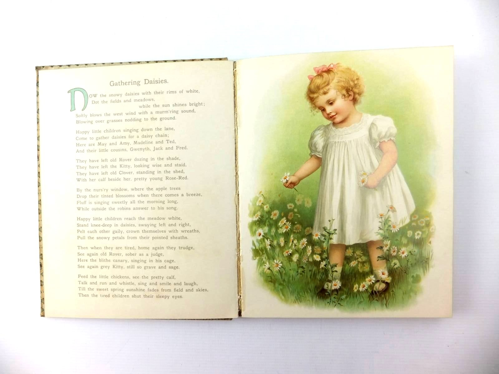 Photo of WHEN MOTHER WAS A LITTLE GIRL written by Blanchard, Amy