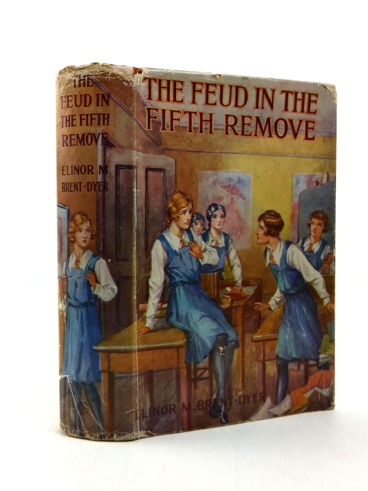 Photo of THE FEUD IN THE FIFTH REMOVE written by Brent-Dyer, Elinor M. illustrated by Silas, Ellis published by R.T.S., The Girl's Own Paper Office (STOCK CODE: 1208801)  for sale by Stella & Rose's Books