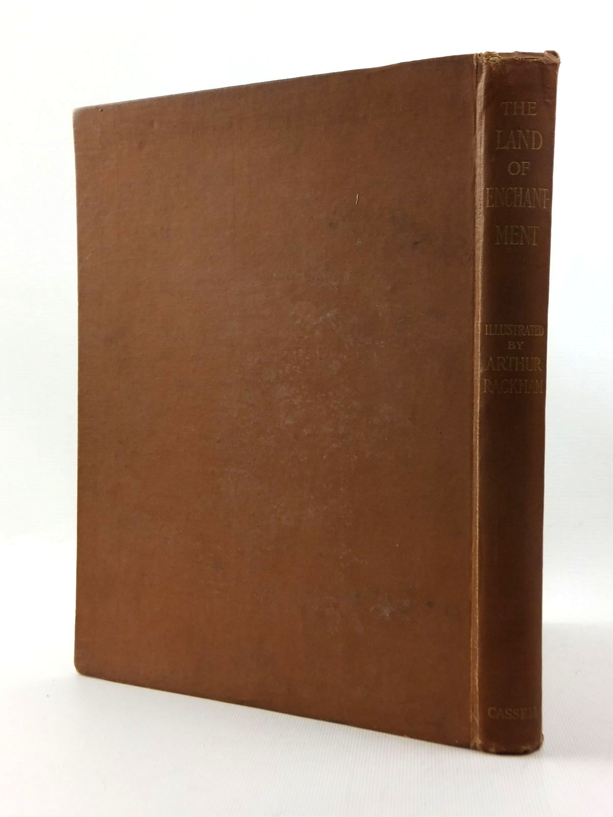 Photo of THE LAND OF ENCHANTMENT written by Bonser, A.E. Woolf, Sidney Bucheim, E.S. illustrated by Rackham, Arthur published by Cassell & Co. Ltd. (STOCK CODE: 1208805)  for sale by Stella & Rose's Books