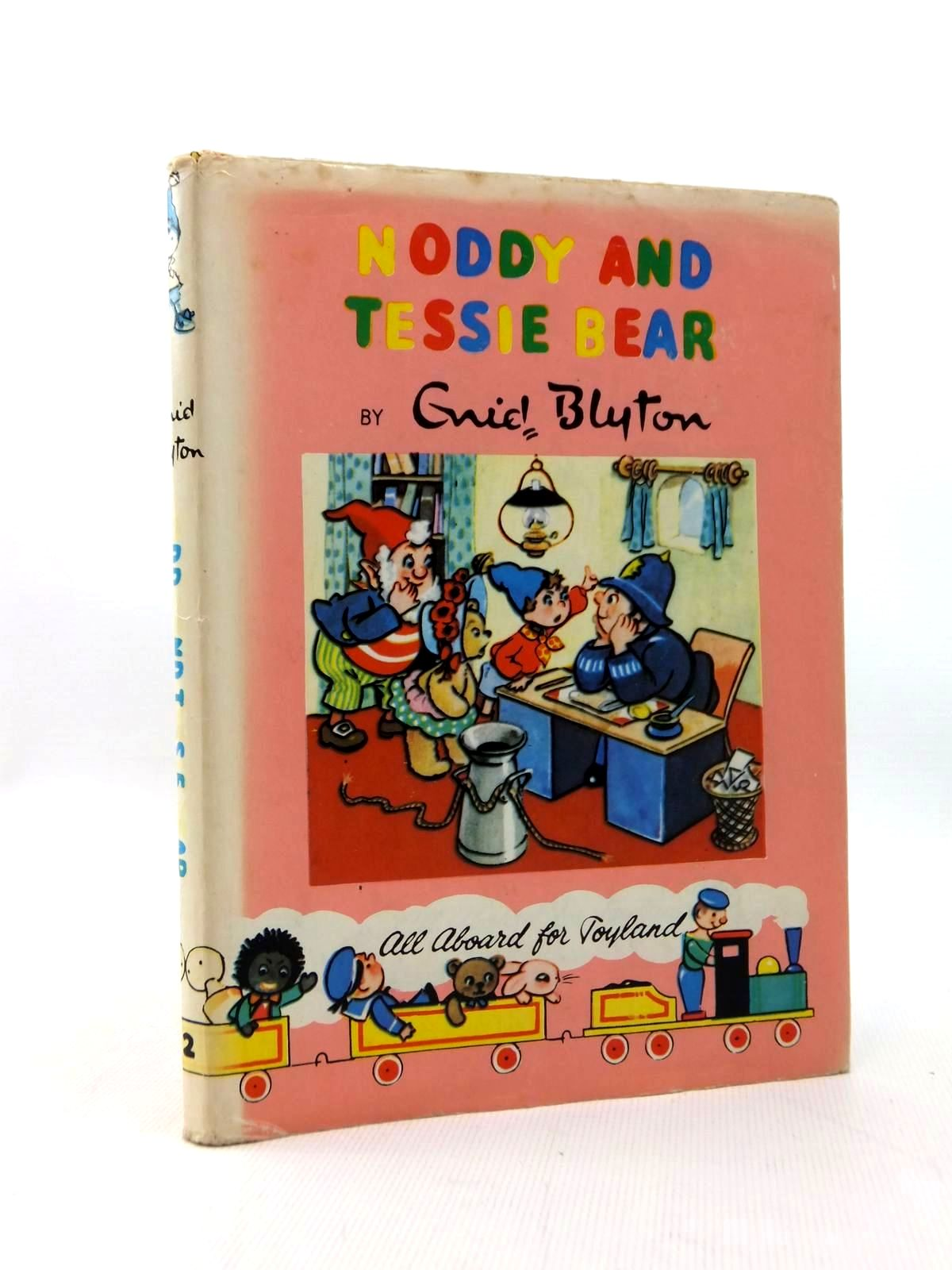 Photo of NODDY AND TESSIE BEAR written by Blyton, Enid illustrated by Lee, Robert published by Sampson Low, Marston & Co. Ltd., The Richards Press (STOCK CODE: 1208809)  for sale by Stella & Rose's Books