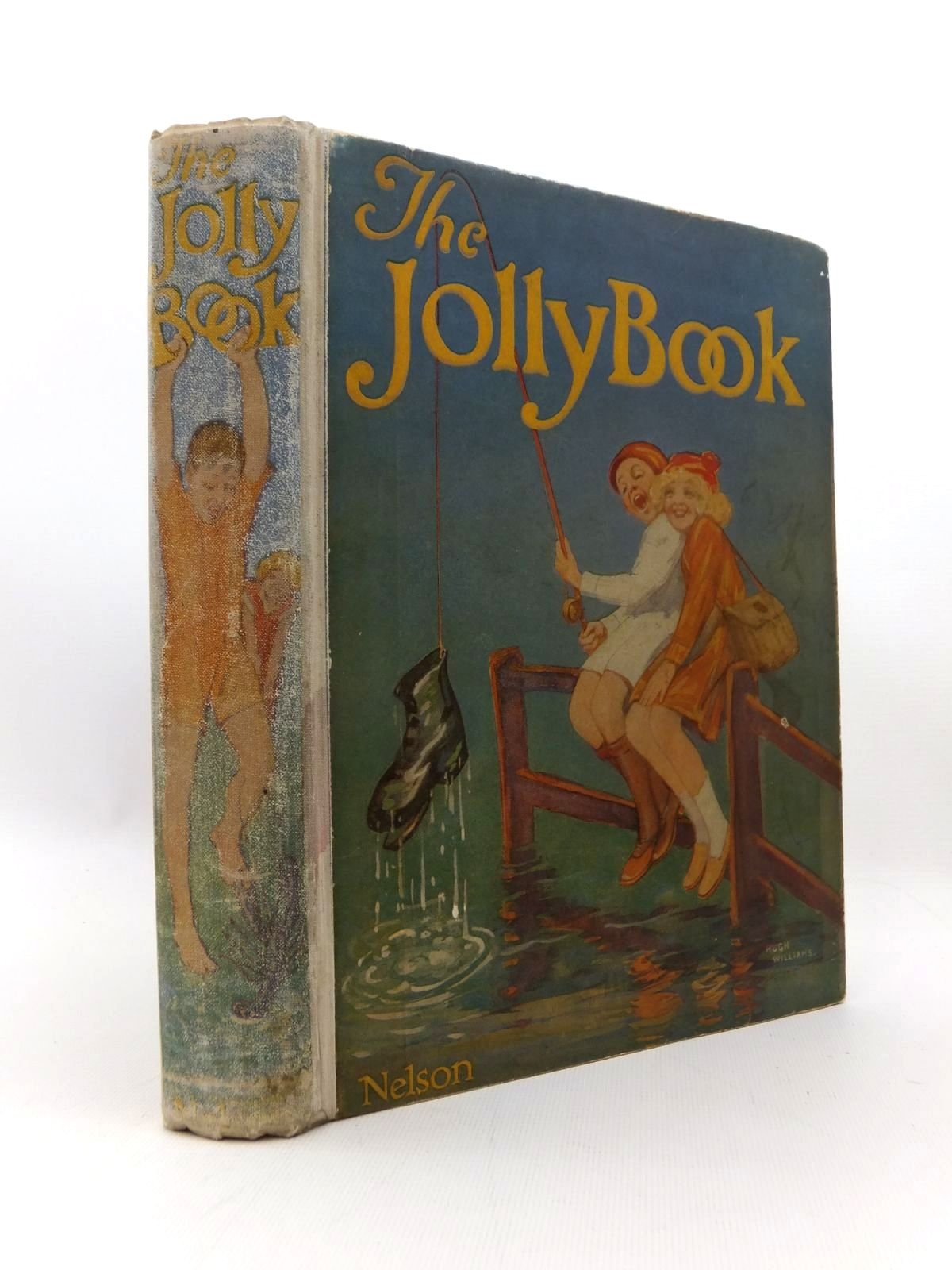 Photo of THE JOLLY BOOK - SIXTEENTH YEAR- Stock Number: 1208815