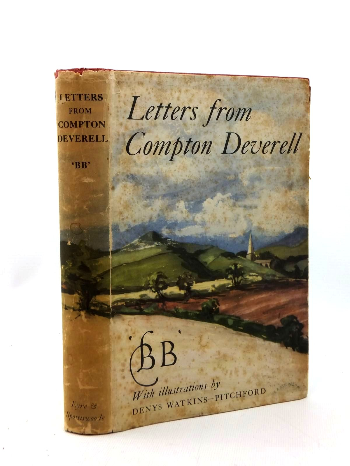 Photo of LETTERS FROM COMPTON DEVERELL written by BB,  illustrated by BB,  published by Eyre & Spottiswoode (STOCK CODE: 1208825)  for sale by Stella & Rose's Books