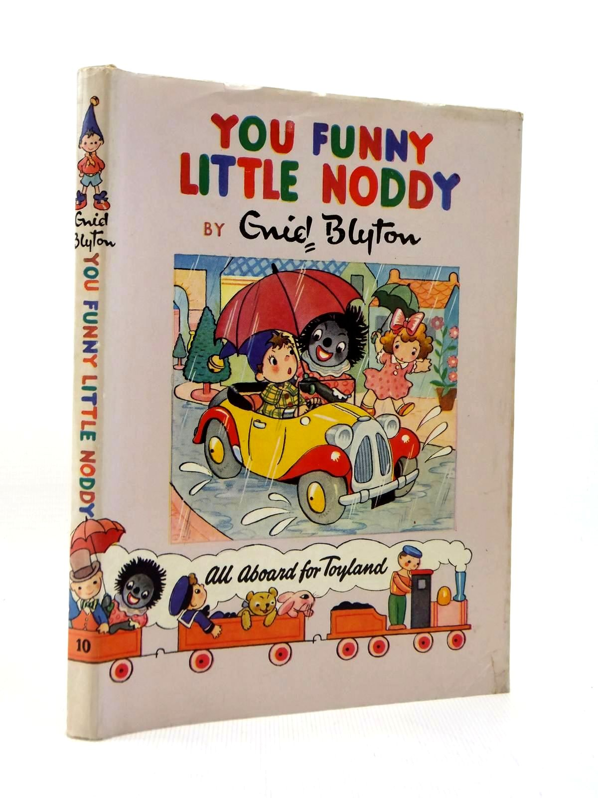 Photo of YOU FUNNY LITTLE NODDY!- Stock Number: 1208829