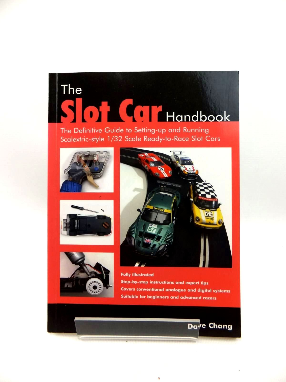 Photo of THE SLOT CAR HANDBOOK- Stock Number: 1208864