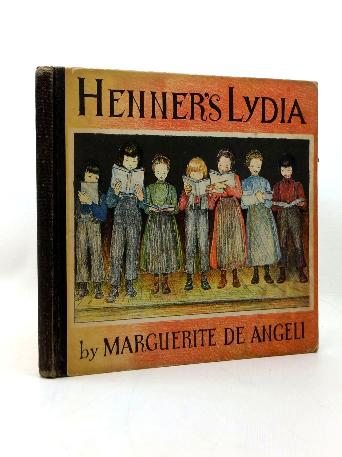 Photo of HENNER'S LYDIA written by De Angeli, Marguerite illustrated by De Angeli, Marguerite published by Doubleday, Doran & Company Inc. (STOCK CODE: 1208872)  for sale by Stella & Rose's Books