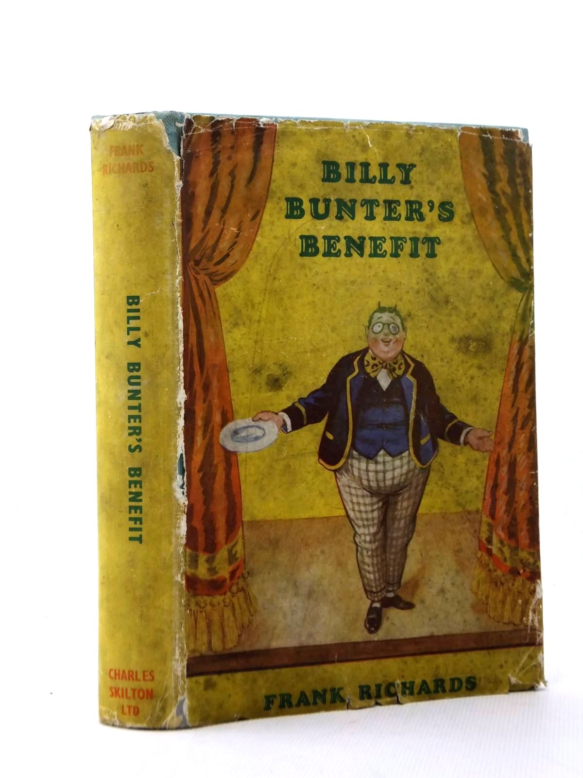 Photo of BILLY BUNTER'S BENEFIT- Stock Number: 1208883