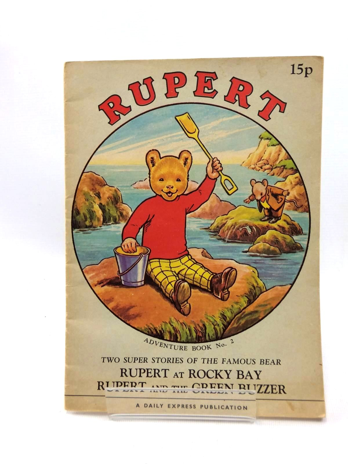 Photo of RUPERT ADVENTURE BOOK NO. 2 published by Beaverbrook Newspapers Limited, Daily Express (STOCK CODE: 1208890)  for sale by Stella & Rose's Books