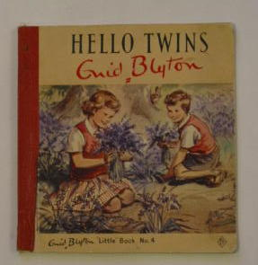 Photo of HELLO TWINS written by Blyton, Enid illustrated by Brett, Molly published by The Brockhampton Press Ltd. (STOCK CODE: 1301015)  for sale by Stella & Rose's Books