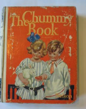Photo of THE CHUMMY BOOK - SEVENTH YEAR written by Chisholm, Edwin