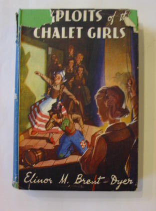 Photo of THE EXPLOITS OF THE CHALET GIRLS- Stock Number: 1301567