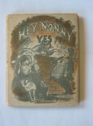 Photo of HEY NONNY YES written by Shakespeare, William Fordham, Hallam illustrated by Ardizzone, Edward published by Saturn Press (STOCK CODE: 1301841)  for sale by Stella & Rose's Books