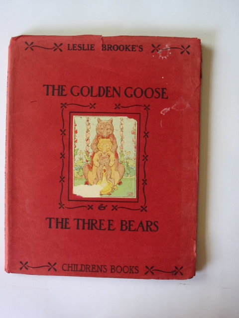 Photo of THE GOLDEN GOOSE AND THE THREE BEARS- Stock Number: 1302388