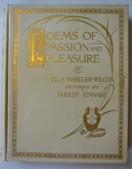 Photo of POEMS OF PASSION AND PLEASURE- Stock Number: 1302412