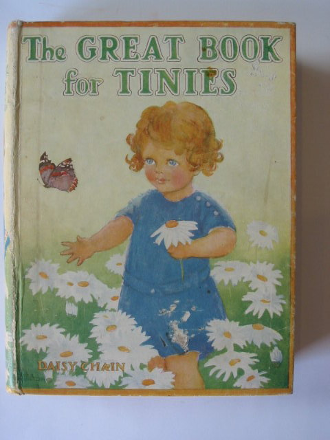 Photo of THE GREAT BOOK FOR TINIES written by Strang, Mrs. Herbert illustrated by Sowerby, Millicent Govey, Lilian A. Macgregor, Angusine et al.,  published by Oxford University Press, Humphrey Milford (STOCK CODE: 1302487)  for sale by Stella & Rose's Books