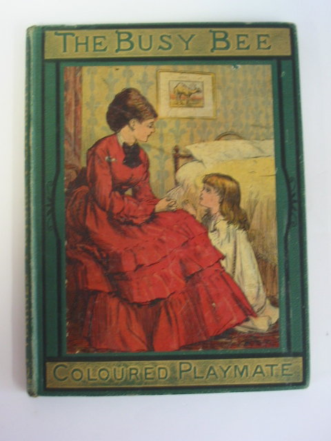 Photo of THE BUSY BEE PLAYMATE published by Frederick Warne & Co. (STOCK CODE: 1302549)  for sale by Stella & Rose's Books